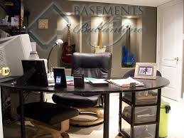 basement office design with fine basement office design home design ideas decoration basement office design