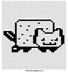 Nyan Cat | Pop Tart Cat | Copy Paste Text Art | Cool ASCII Text ... via Relatably.com