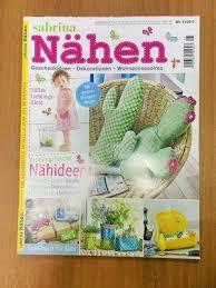 110096/21 Журнал <b>Burda BPV Medien</b> Sabrina Nahen Вид ...