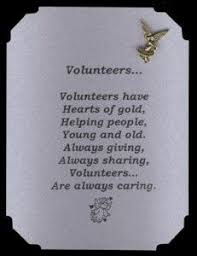 Volunteering on Pinterest | Volunteers, Volunteer Appreciation and ...