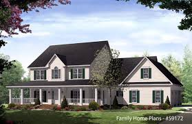 Country Home Designs   Country Porch Plans   Country Style Porchesdesign includes wide front steps and expansive front porch