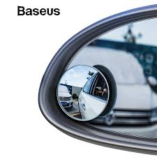 Baseus <b>2 Pieces</b> HD <b>Car Rearview</b> Mirror for <b>Car Auto Rear View</b> ...