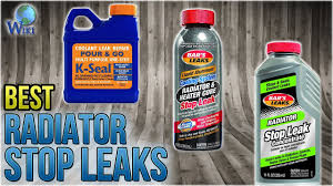 8 Best <b>Radiator</b> Stop Leaks 2018 - YouTube