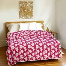 DIVINE CASA Single <b>Polyester</b> Printed Dohar - <b>Hot Pink</b> | CTM ...