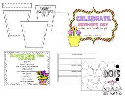 card flower pot card template template flower pot card template medium size