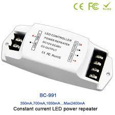 <b>DC 12V 12A</b> RGB SMD 5050/3528 LED Strip Light Signal Amplifier ...