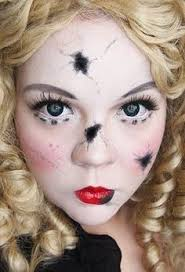 porcelain doll makeup inspiration