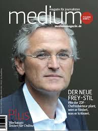 ... anderem zu den Hintergründen der Berichte über Katrin Müller-Hohensteins Auftritt für Weihenstephan und den Aussagen von ZDF-Chefredakteur Peter Frey - mm7-8_cover