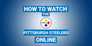 How To Watch Pittsburgh Steelers Online   Cut The Cord