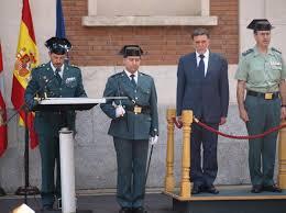 MIGUEL SALOM CLOTET, NUEVO JEFE DE LA COMANDANCIA DE LA GUARDIA ... - P7020390
