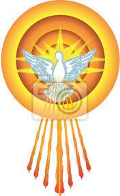 Znalezione obrazy dla zapytania symbol ducha świętego