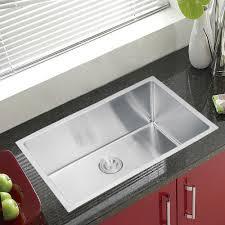 undermount kitchen sink stainless steel: water creation undermount small radius stainless steel xx  hole single bowl kitchen sink in satin finish ss u b the home depot