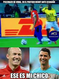 Los mejores memes de la Copa América Chile 2015 - LIGA ESPAÑOLA ... via Relatably.com