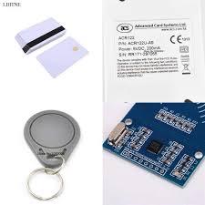 5Pcs/lot <b>13.5MHZ UID Changeable</b> MF <b>S50</b> 1K NFC Card MF1 <b>S50</b> ...