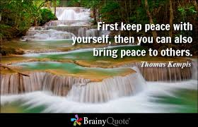 Peace Quotes - BrainyQuote