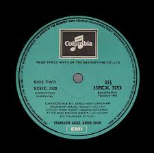 Image result for 78 rpm hindi  records different companies