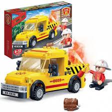 <b>Конструктор Banbao</b> Пожарный пикап 7108 (1001619895) купить ...