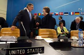 u s department of defense photo essay panetta attends meeting nato defense ministers in brussels