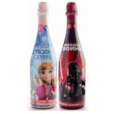 <b>Напиток безалкогольный Disney</b> Детское шампанское Клубника ...