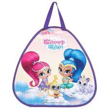 Купить <b>Ледянка 1 TOY</b> Шиммер и Шайн (Т13889) фиолетовый ...