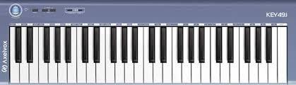 <b>MIDI</b>-<b>клавиатура</b> 49 клавиш <b>Axelvox KEY49j</b> купить в Санкт ...