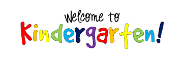 Image result for welcome to kindergarten clip art