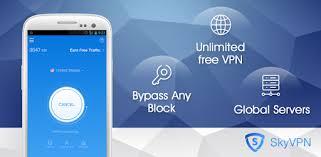 SkyVPN-Best Free VPN Proxy for Secure WiFi Hotspot - Apps on ...