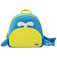 Рюкзак Upixel Blue Whale Голубо-желтый ... - ROZETKA