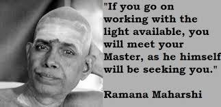 Ramana Maharshi Quotes | Ramana Maharshi | Pinterest | Quote via Relatably.com