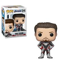 Купить <b>Фигурка Funko POP</b>! <b>Bobble</b>: Marvel: Avengers Endgame ...