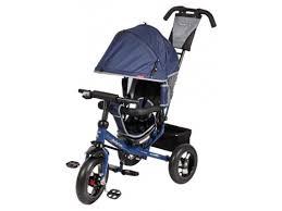 Купить <b>Трехколесный велосипед Moby Kids</b> Comfort 12x10 AIR ...