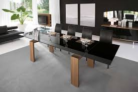 Grey Dining Room Table Sets Contemporary Dining Room Tables Gray Carpet On White Ceramic Tile