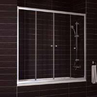 «<b>Шторки на ванну Vegas</b> Eolo V» — Душевые шторки на ванну ...