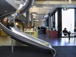 8 of googles craziest offices offices business design and google archdaily google tel aviv office