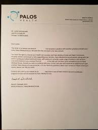 non compete clause and medical finance letsdiscussit it says this is to inform you that my pcp has accepted a position another practice and will soon leave palos medical group
