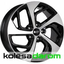 Купить колесный диск <b>СКАД KL-275 Hyundai Tucson</b> 7xR17 5x114 ...