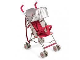 Коляска-трость <b>Happy Baby</b>, <b>Twiggy Red</b> купить в детском ...