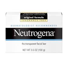 Neutrogena <b>Facial Cleansing Bar Facial</b> Cleanser, All Skin Types ...