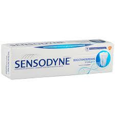 Купить <b>Паста зубная</b> `<b>SENSODYNE</b>` Восстановление и защита ...