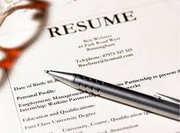 settings for resume margins