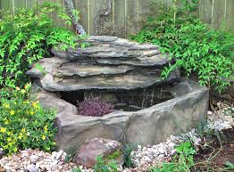 diy patio pond: small diy patio ponds using recyclable items found around the home