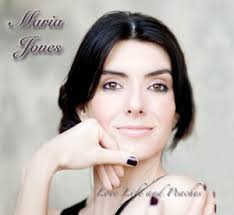 Clive is pleased to see the release of an Album by Maria Jones. Entitled 'Love Life and Peaches' the CD features Clive as Pianist and Musical Director of ... - maria-jones-cover
