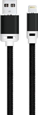 <b>Akai</b> CE-606B, Black <b>дата</b>-<b>кабель USB</b> 2.0-<b>Apple</b> Lightning (1 м)