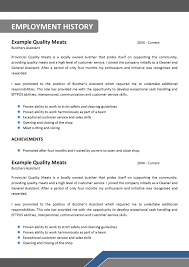 electrician resume sample format cipanewsletter electricians resumes template