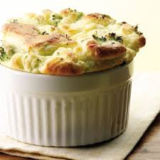 Vegetable Souffle