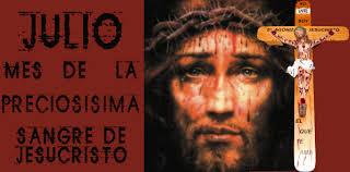Sangre de Cristo, embriágame