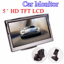 "Hippcron 5 Inch <b>Car Monitor TFT LCD</b> 5"" HD Digital 16:9 800*480 ..."