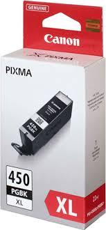 <b>Картридж Canon PGI-450XL</b> PGBK (6434B001), черный, для ...