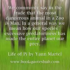 Yann Martel   Book Quotes Hub   Page 2 via Relatably.com