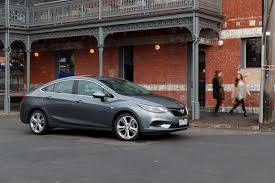Holden Astra Sedan Arriving July Priced From